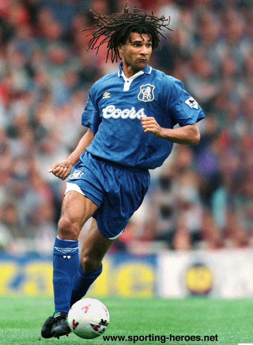 Soccer Videos and games Ruud Gullit Best World Soccer Player 840x1148