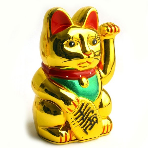 Image Of Lucky Cat Pictures 600x600