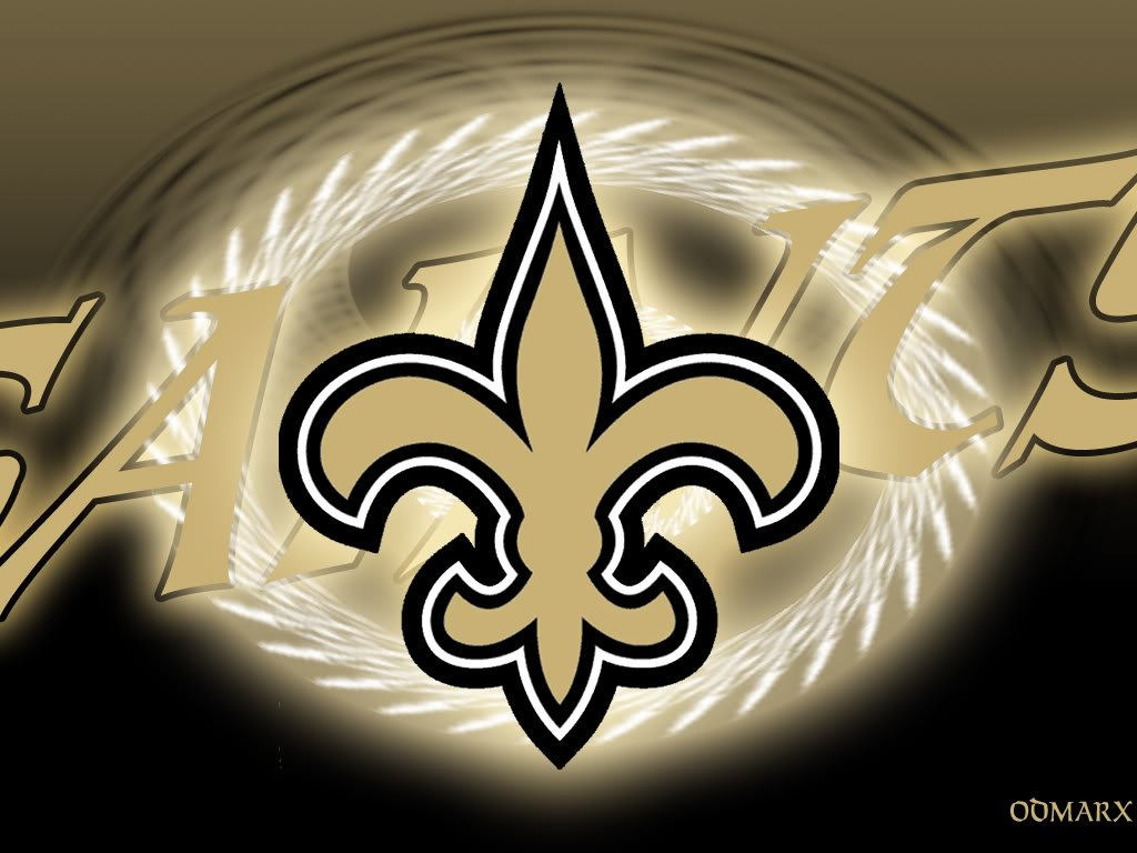New Orleans Saints Logos 1024x768