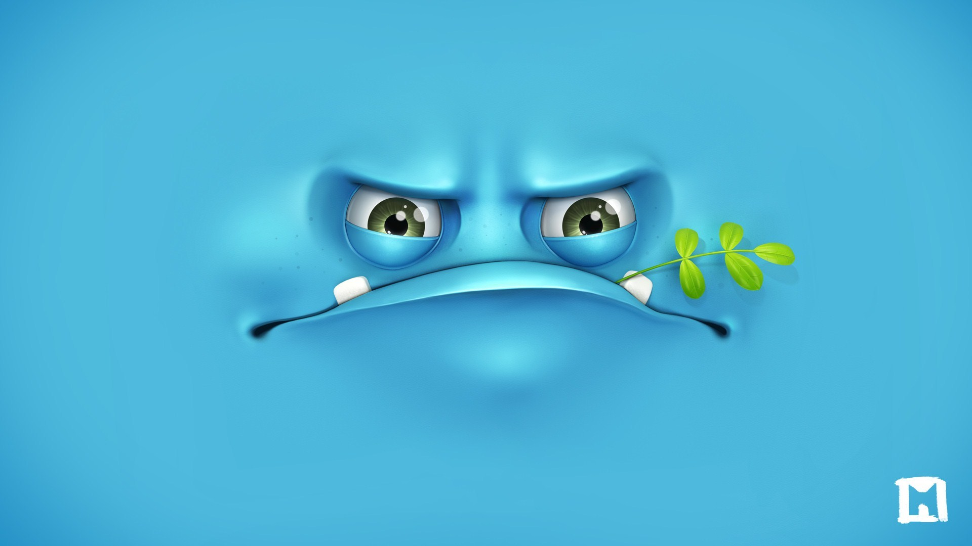 Funny 3d Desktop Wallpaper Funny 3d background   cool 1920x1080