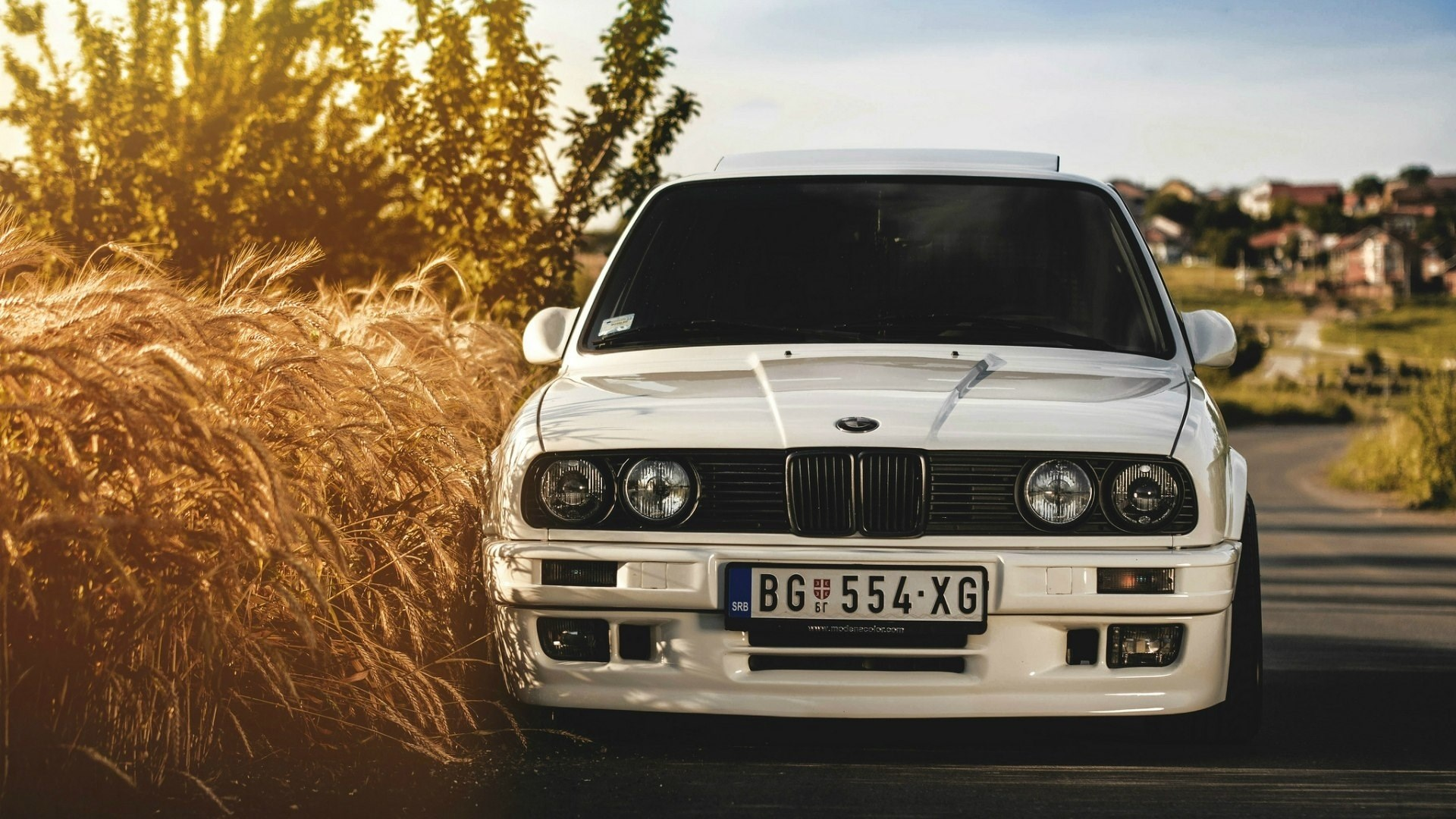 Download BMW M3 E30 Car wallpaper in Transportation wallpapers with 1920x1080