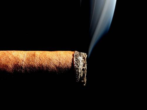 Wallpaper Cigar brown smoke ash 1600x1200 501x376