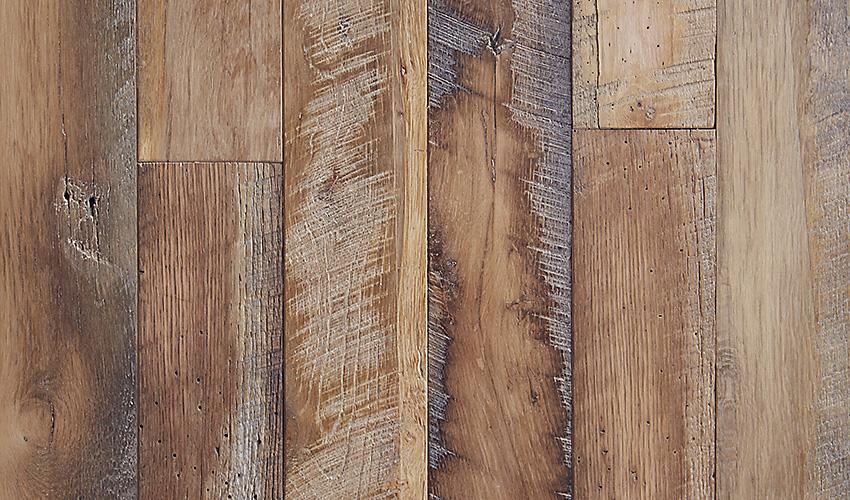 Reclaimed Wood Texture Grey Reclaimed wood flooring via 850x500