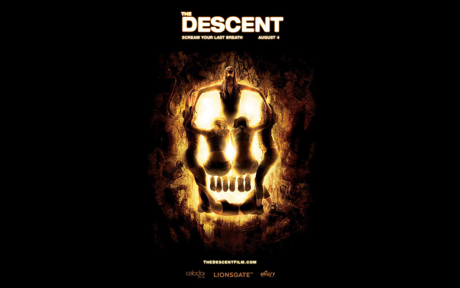 The Descent wallpaper   Horror Movies Wallpaper 4016290 1600x1000
