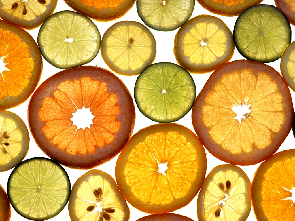 Fruit Slices Wallpaper 1024x768 pixel Food and drink HD Wallpaper 1024x768