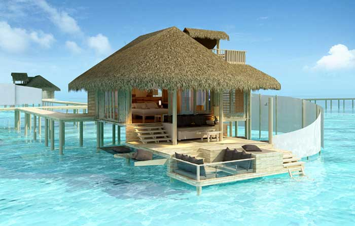 Maldives Hotels 700x446