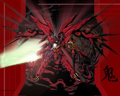 Sunrise Studio Mobile Suit Gundam Wing Wallpaper 500x400