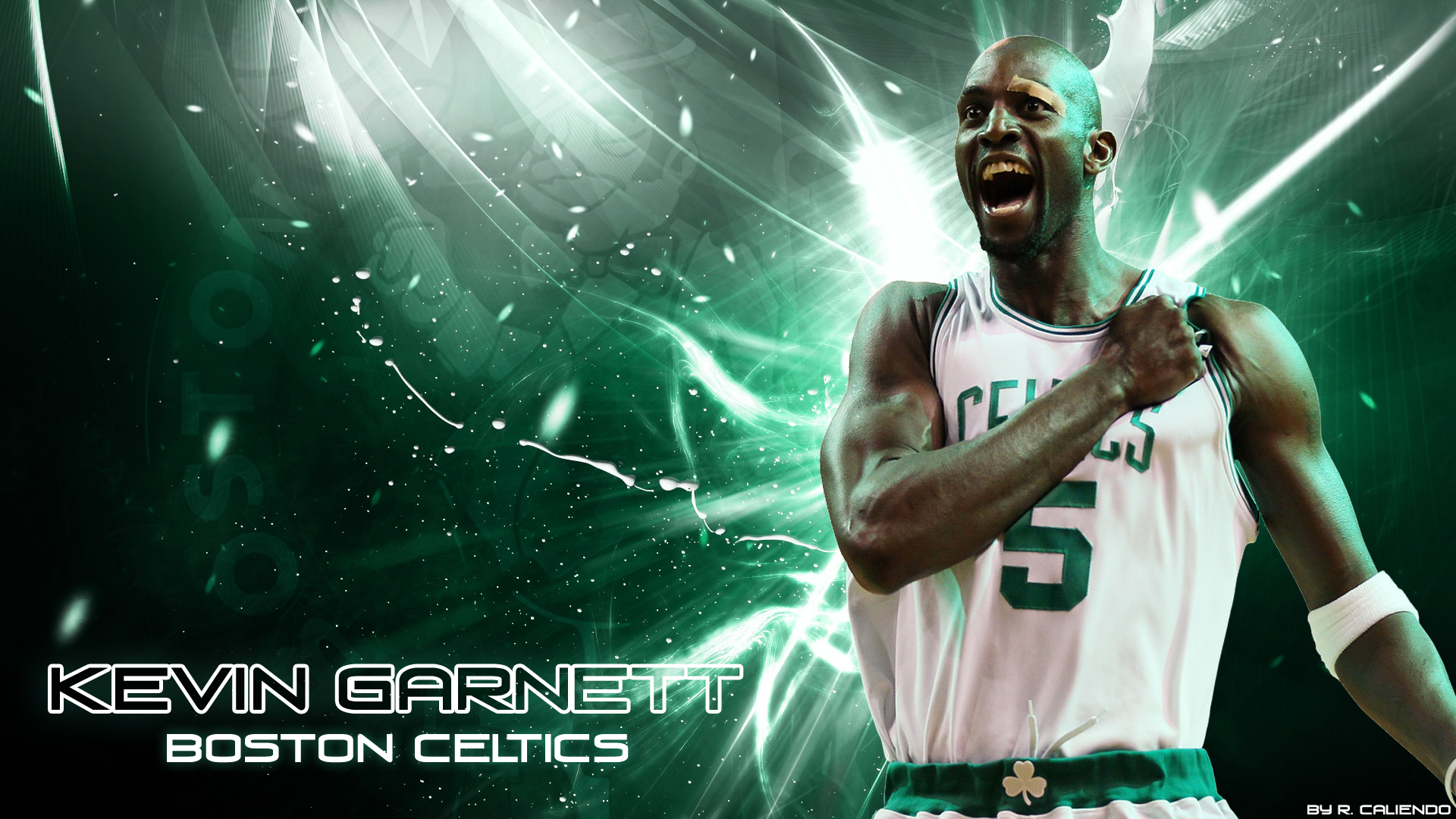Kevin Garnett HD Wallpaper by DonCaliendo 1920x1080