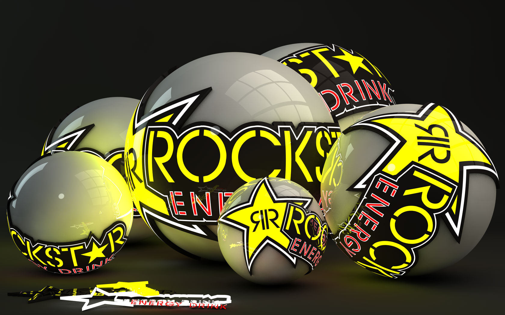 Rockstar Energy Drink Wallpaper 22 Desktop Background Wallpaper 1680x1050