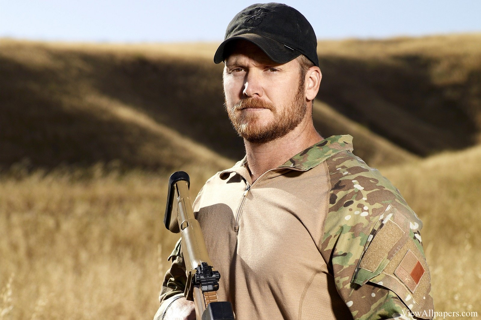 Chris Kyle American Sniper Movie High Resolution Wallpaper 1600x1066