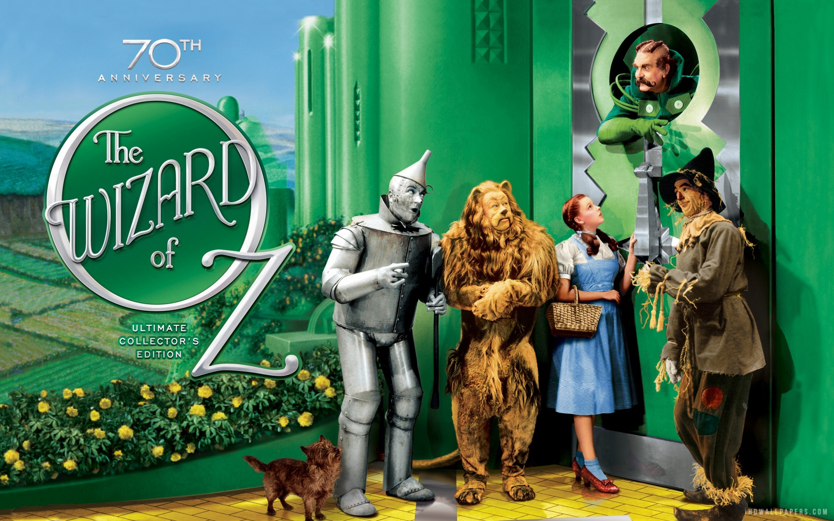 49 Wizard Of Oz Desktop Wallpaper On Wallpapersafari