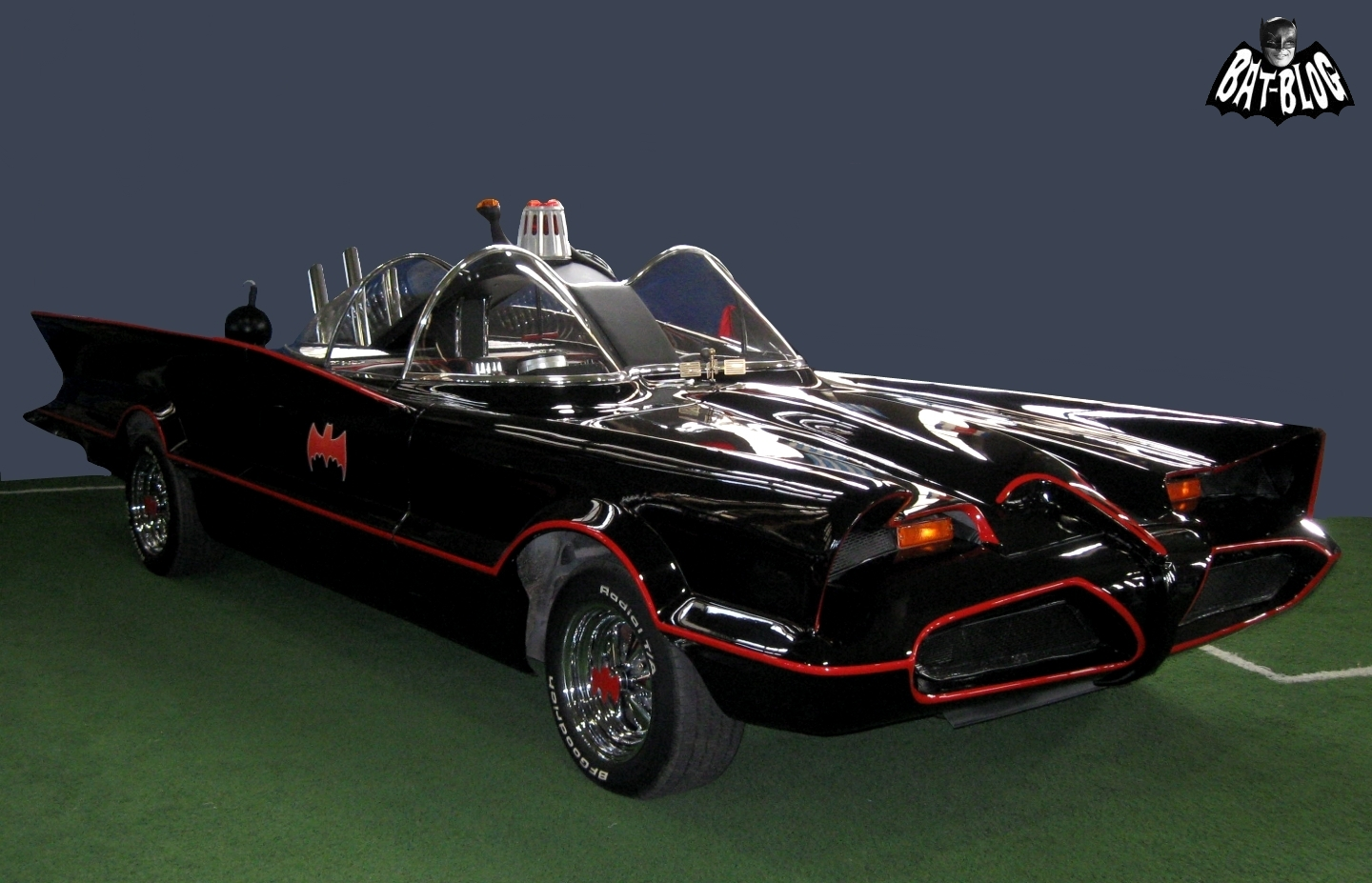 Go Back Pics For 1966 Batmobile Wallpaper 1440x927