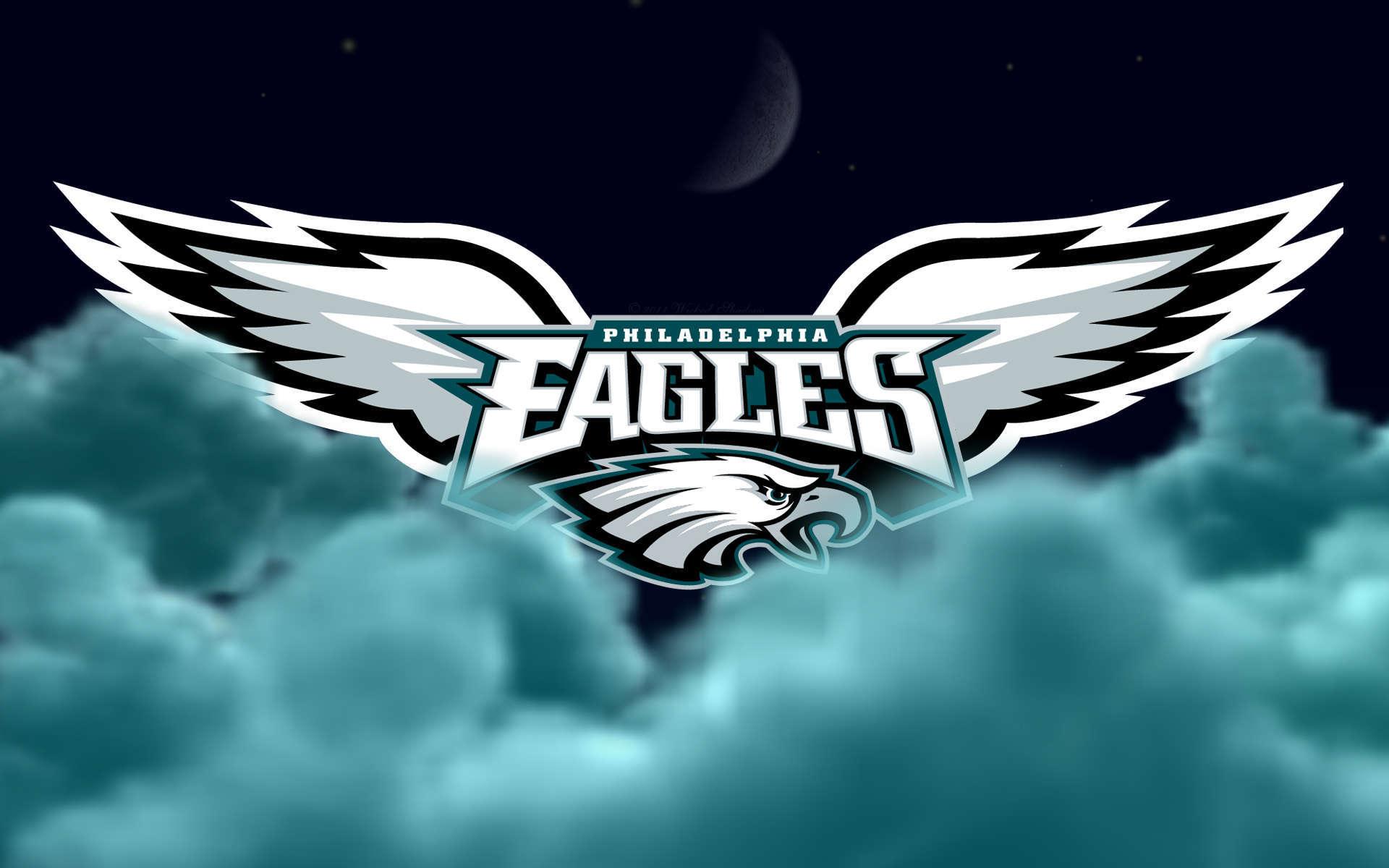 Philadelphia Eagles Logo NFL Wallpaper HD image and save image as 1920x1200