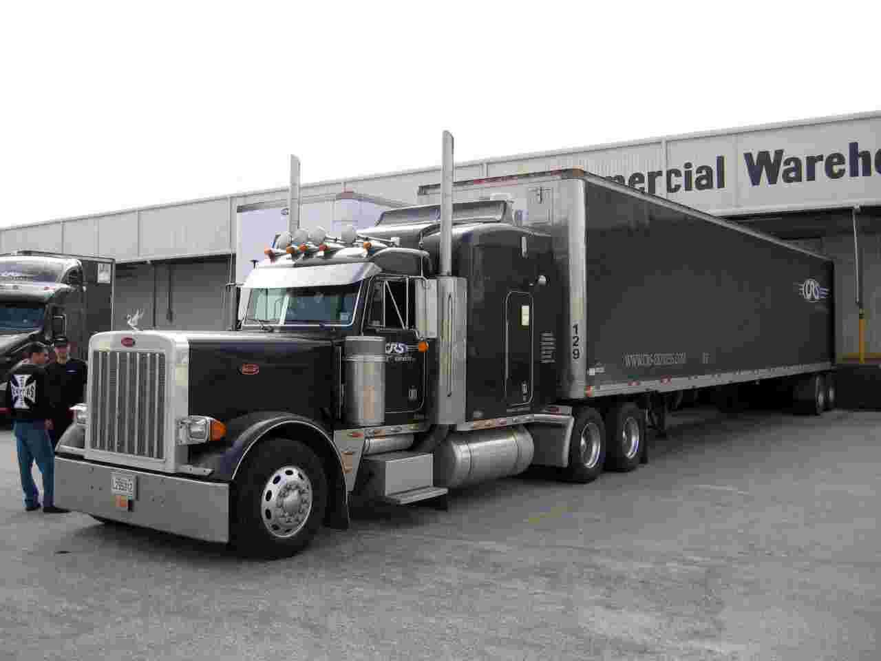 Peterbilt 379 03 wallpaper   Peterbilt   Trucks Buses   Wallpaper 1280x960