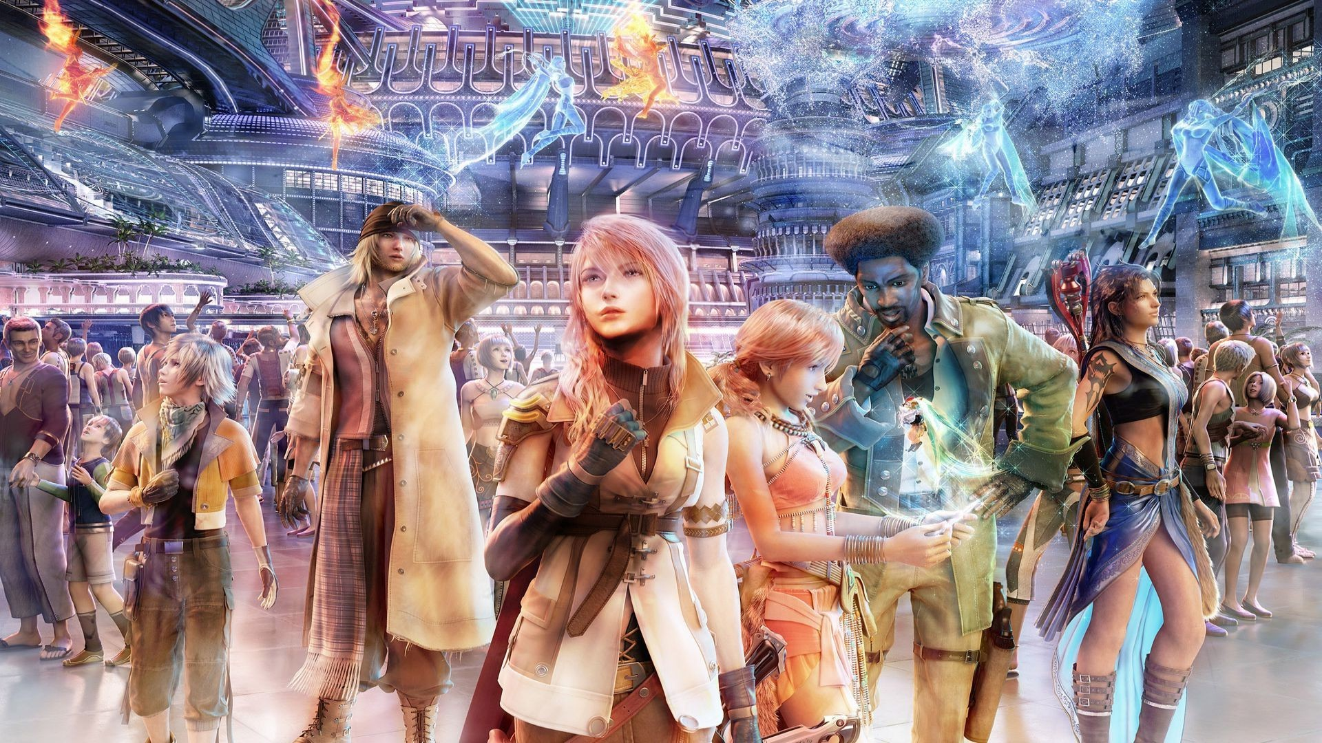 Free Download Final Fantasy Xiii Wallpaper 7897 1920x1080 For