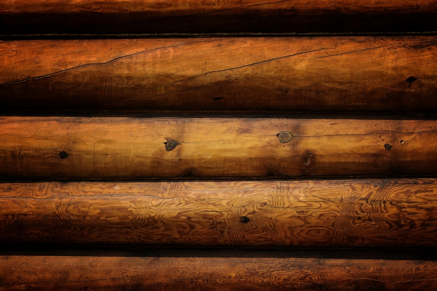 Rustic Log Cabin Wallpaper Wallpapersafari