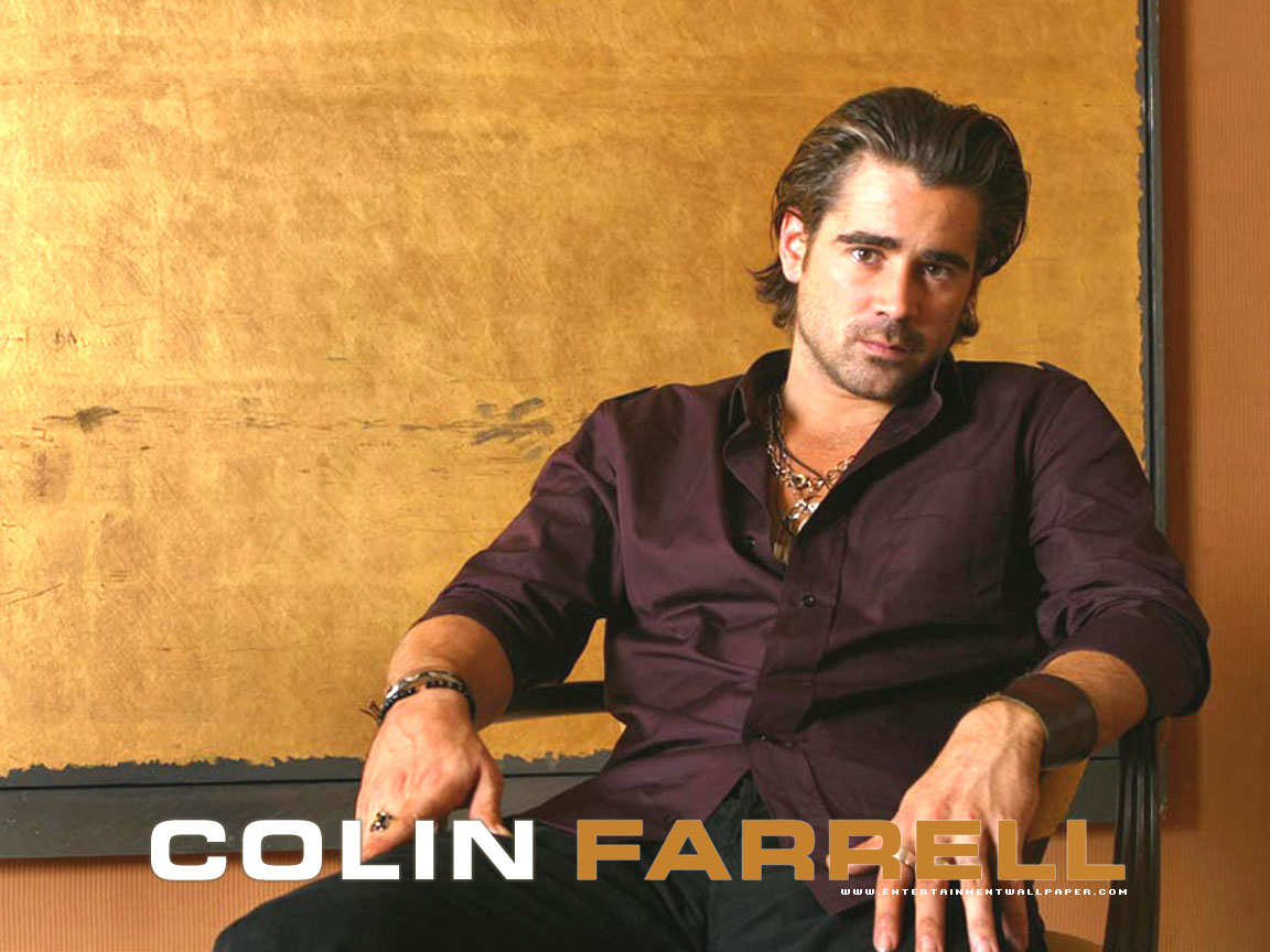 Colin Farrell 2014   wallpaper 1152x864