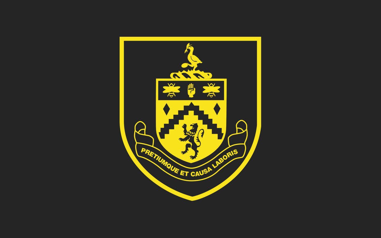 Burnley FC Football Crests Logos Porsche logo Burnley 1440x900