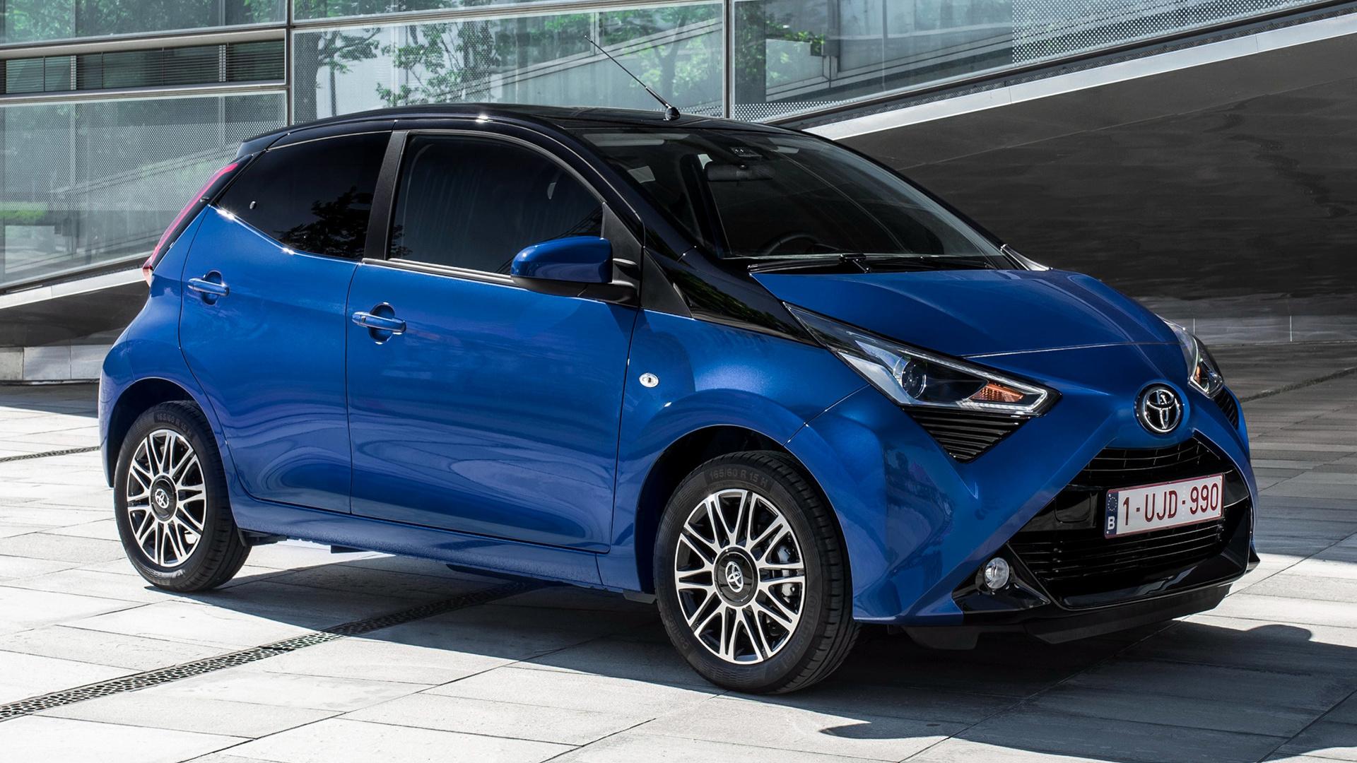 2018 Toyota Aygo 5 door   Wallpapers and HD Images Car Pixel 1920x1080