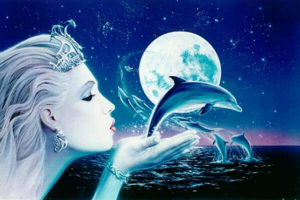 Dolphins images Dolphin Goddess wallpaper photos 9919708 600x400