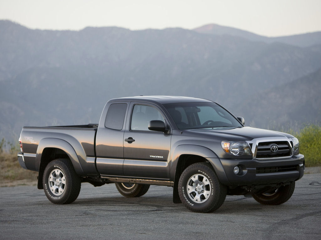 Toyota Tacoma Wallpaper 4349 Hd Wallpapers in Cars   Imagescicom 1024x768