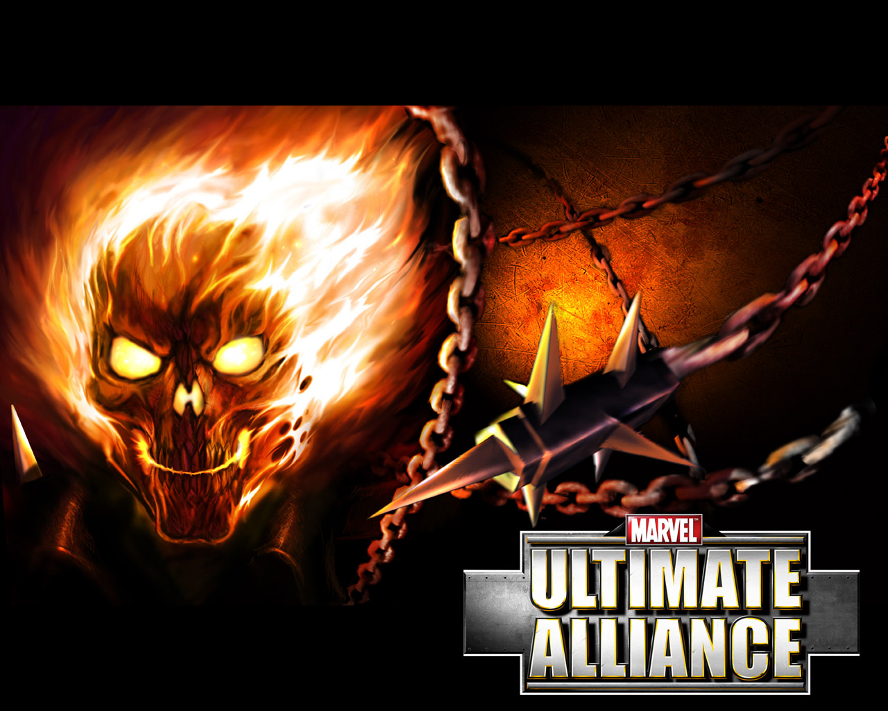 Ghost Rider Wallpaper 1280x1024 Ghost Rider Marvel Comics 1280x1024