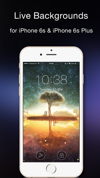 HD Dynamic Wallpapers and Backgrounds for iPhone 6s and 6s Plus 322x572