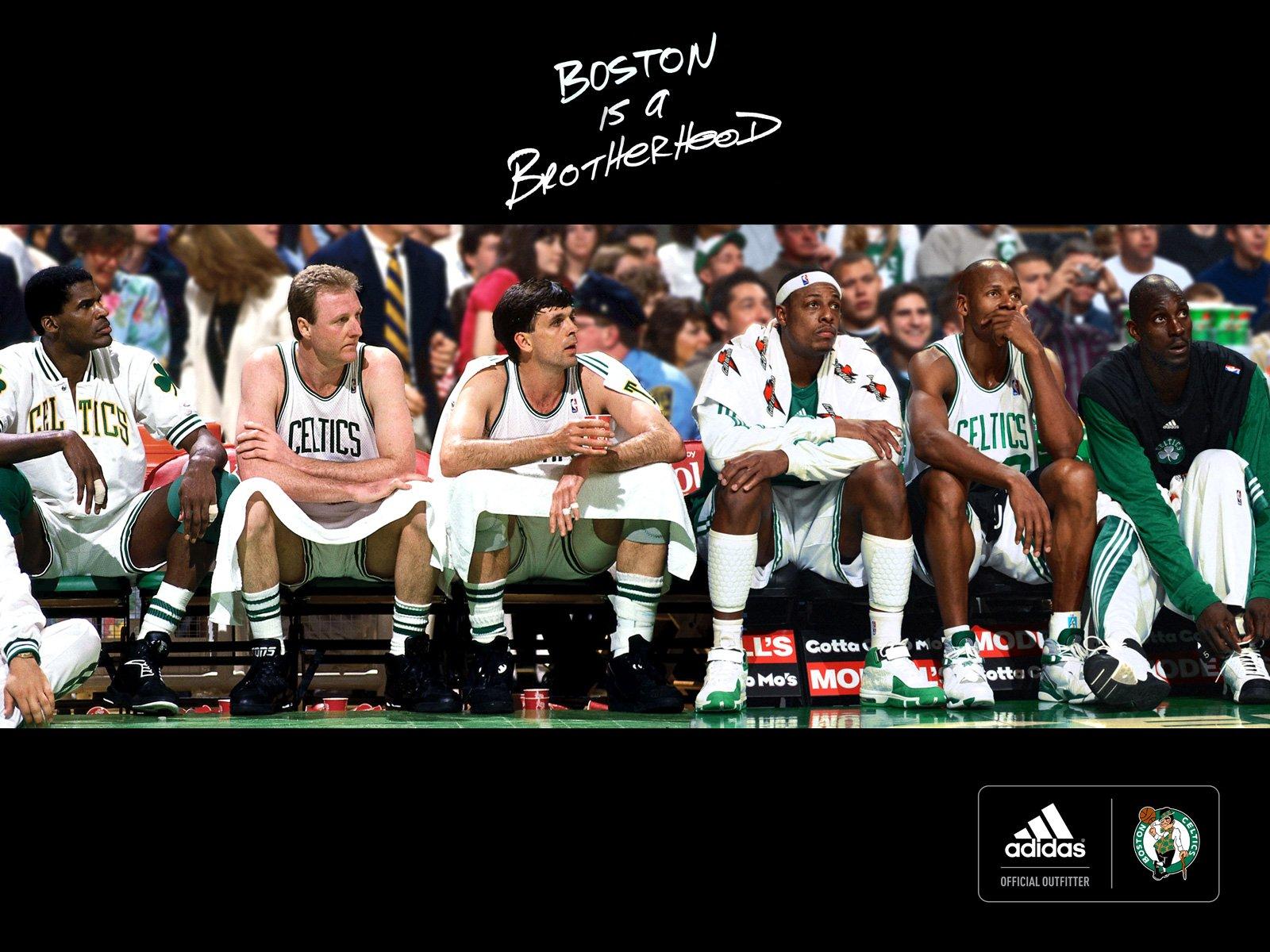 Boston Celtics NBA wallpaper Boston Celtics NBA picture 1600x1200