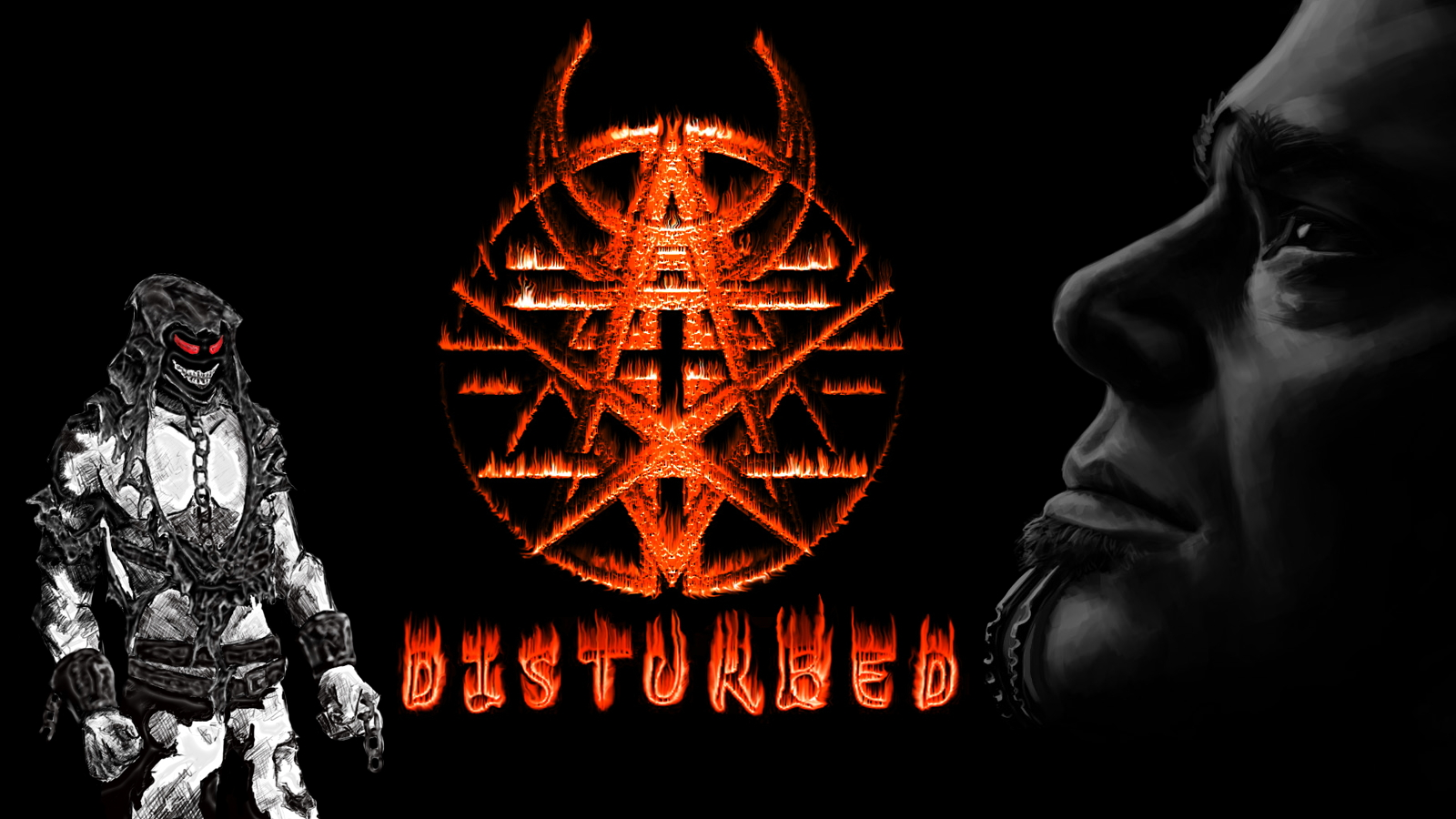 Disturbed Computer Wallpapers Desktop Backgrounds 1600x900 ID 1600x900