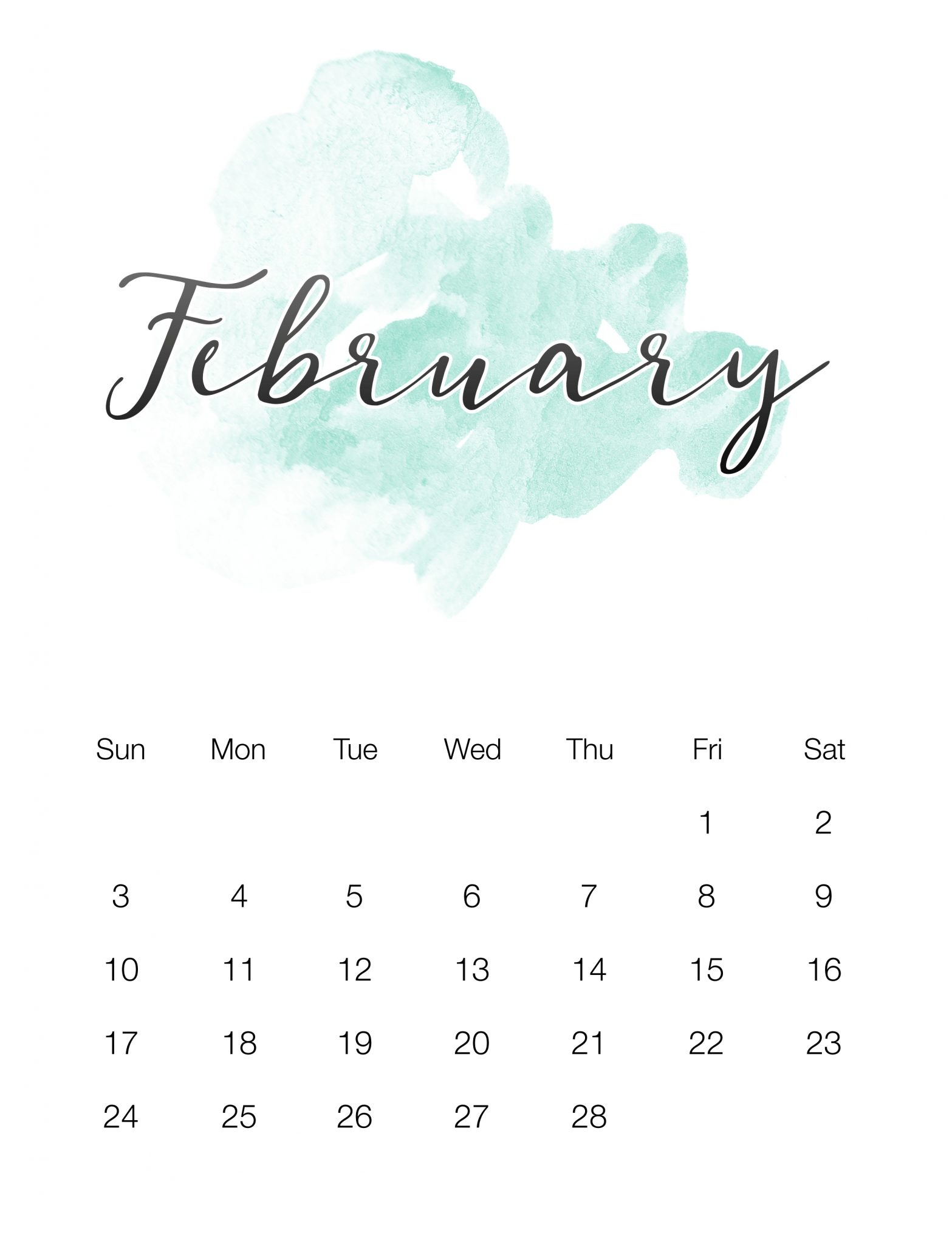 2019 calendar background   Ecosia 1567x2048