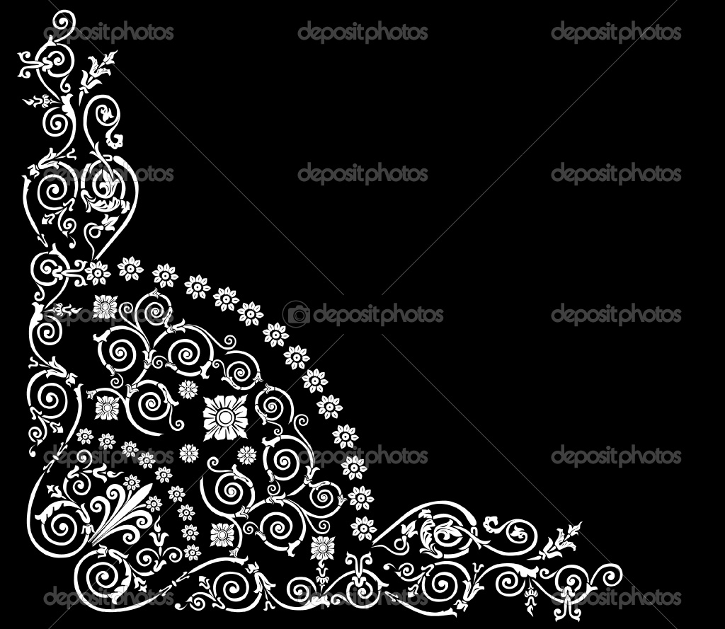 Cool black and white wallpaper wallpapersafari for Cool designs in black and white