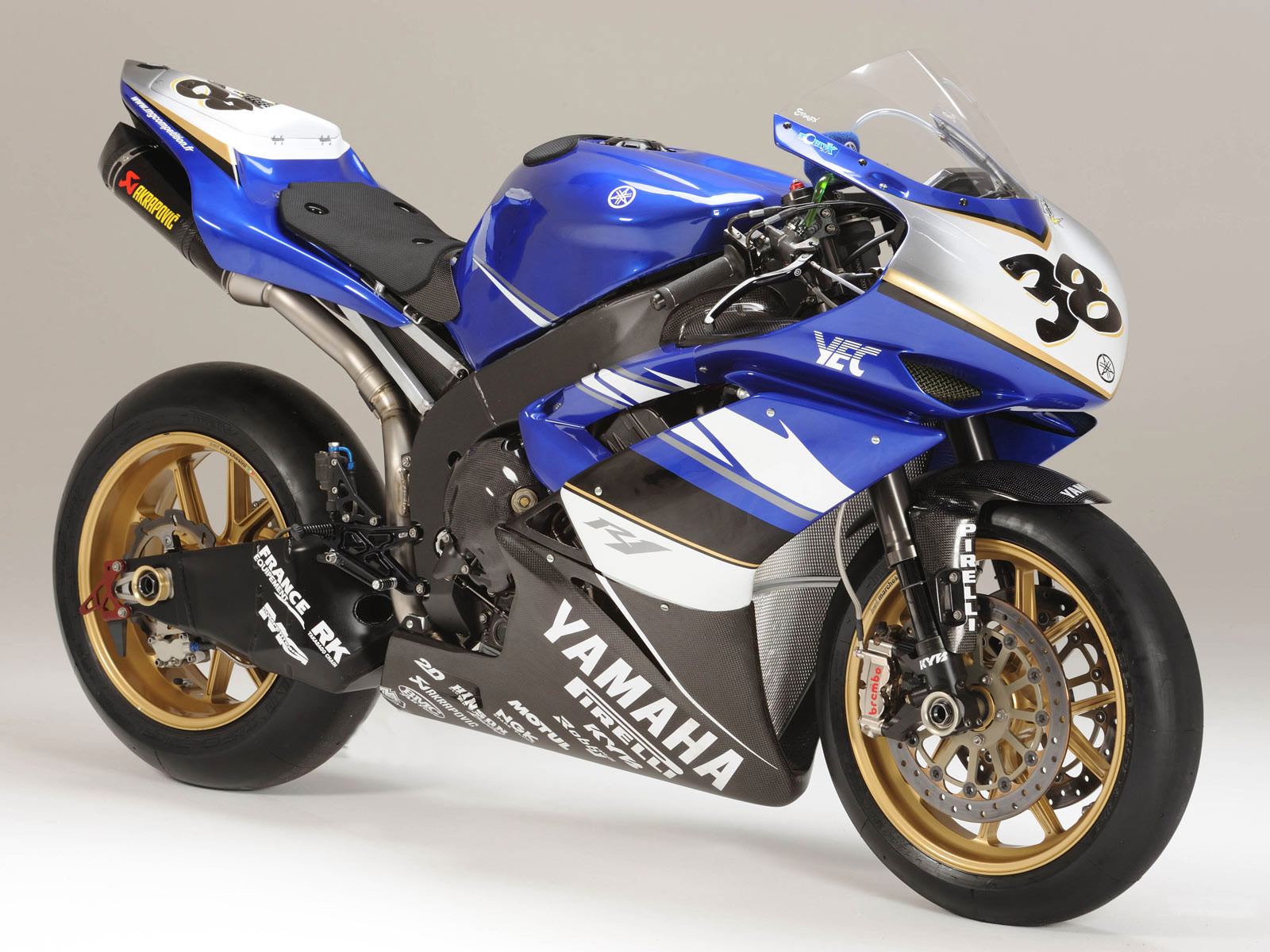 COOL IMAGES Yamaha R1 Wallpapers 1600x1200