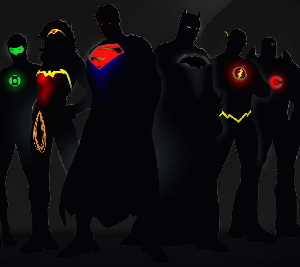 Super Hero Android HD Wallpaper 960x854