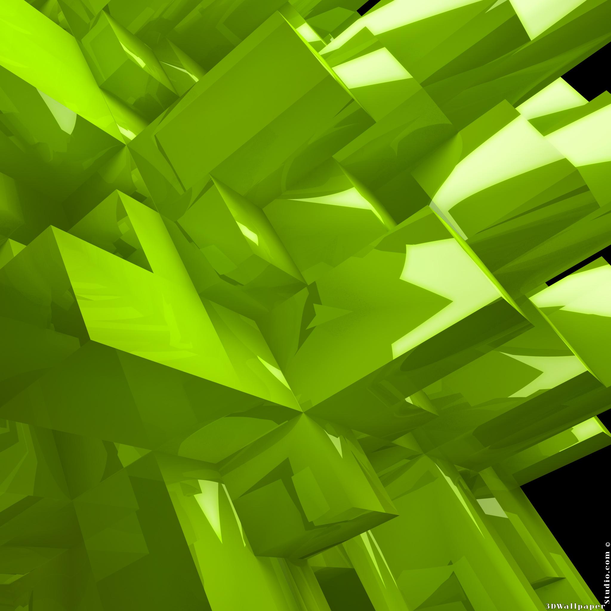 3D Wallpaper Mad cube 2048 x 2048 2048x2048