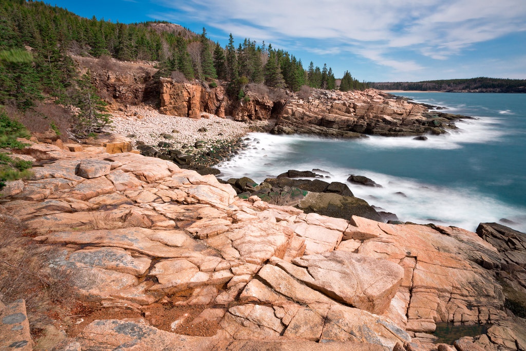 Acadia National Park   Thunder Hole by somadjinn 1024x683