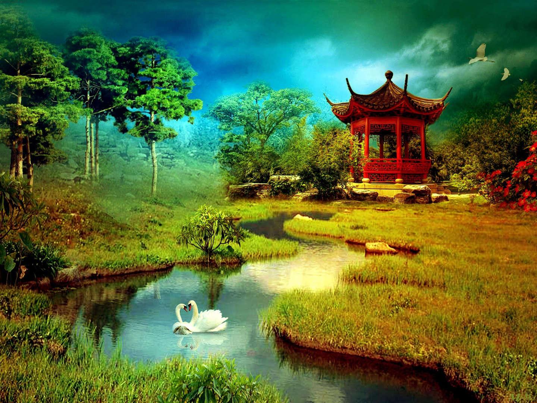 tlchargez le wallpaper zen garden wallpaper disponible dans la 1440x1080