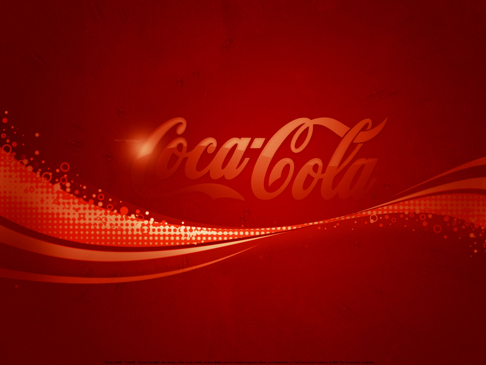 Coca Cola Red Wallpaper Hd 1600x1200