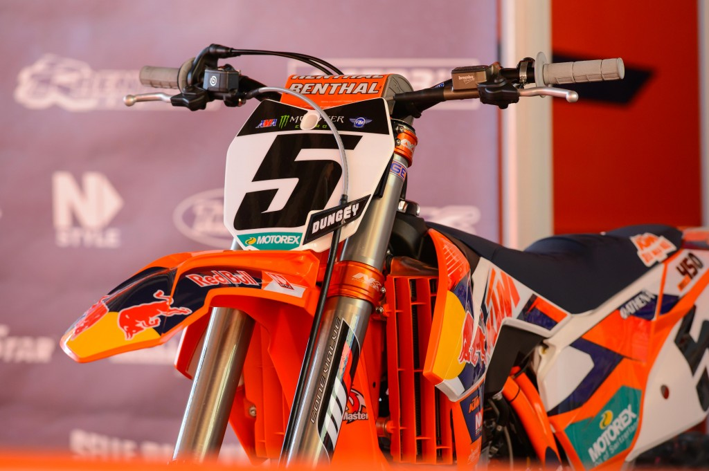 Red Bull KTM Factory Team Gallery from the Phoenix Supercross   Moto 1024x681