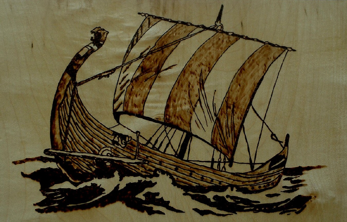 Viking Ship wallpaper   ForWallpapercom 1204x772