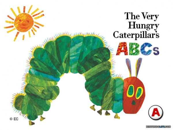 The Very Hungry Caterpillars ABCs Cover Click to enlarge 600x450