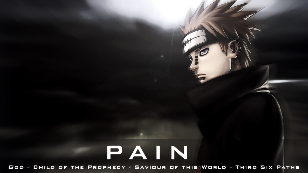 Pain   Naruto Wallpaper by Welterz 1024x576