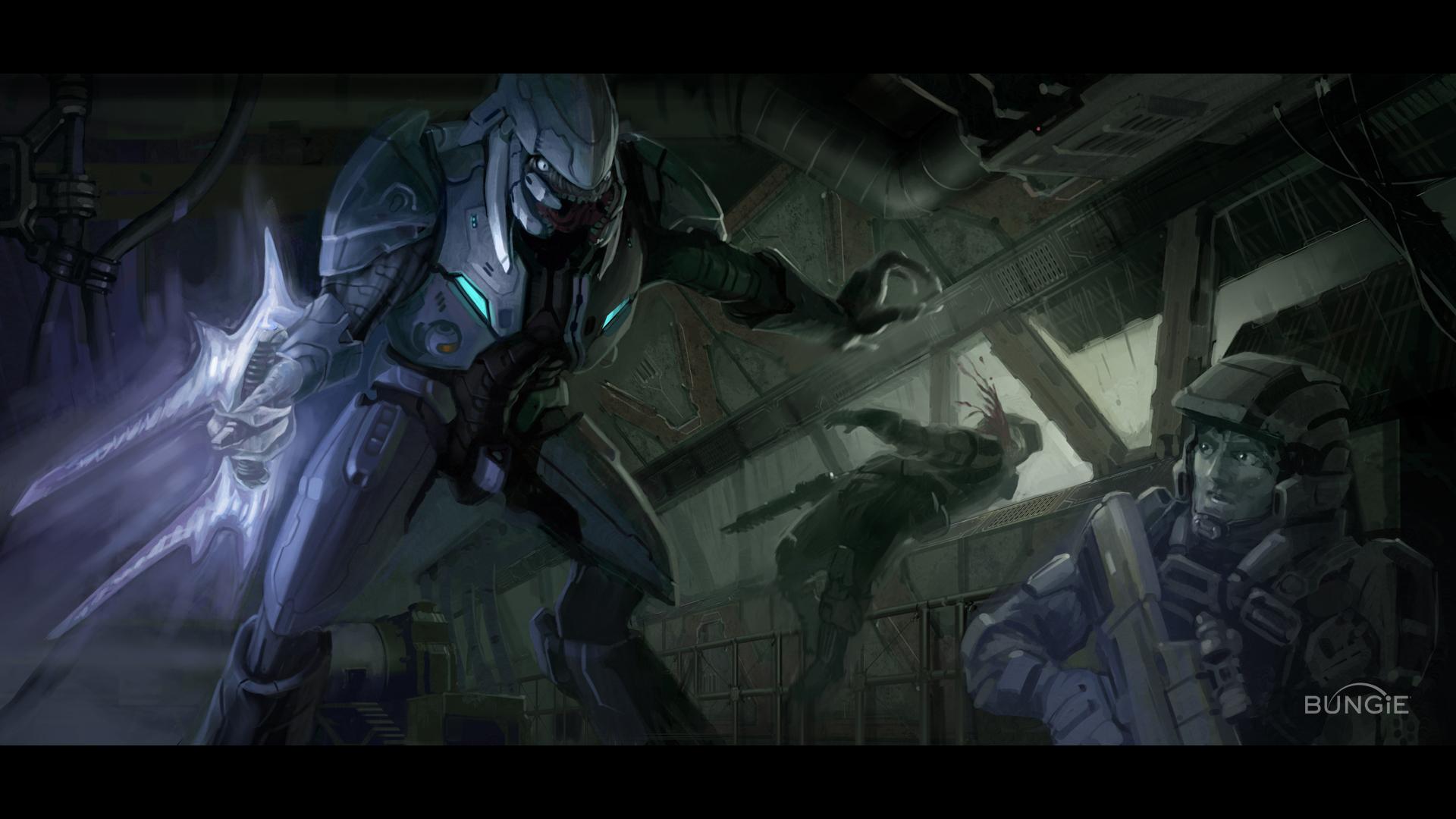 Halo Elite wallpaper   346709 1920x1080