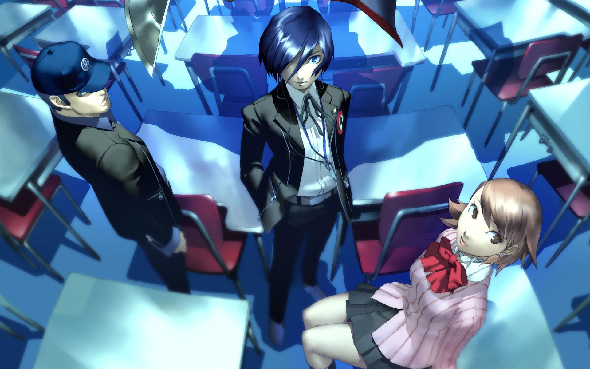45+] Persona 3 Wallpaper HD on WallpaperSafari