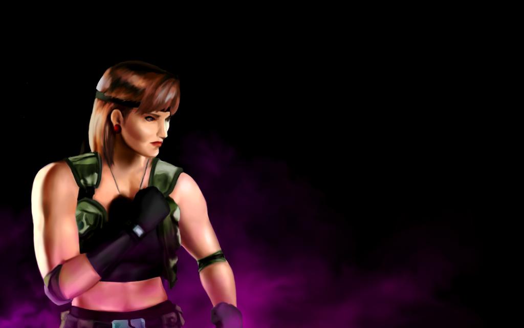 Free Download Mortal Kombat Sonya Blade By Jhonatasbatalha