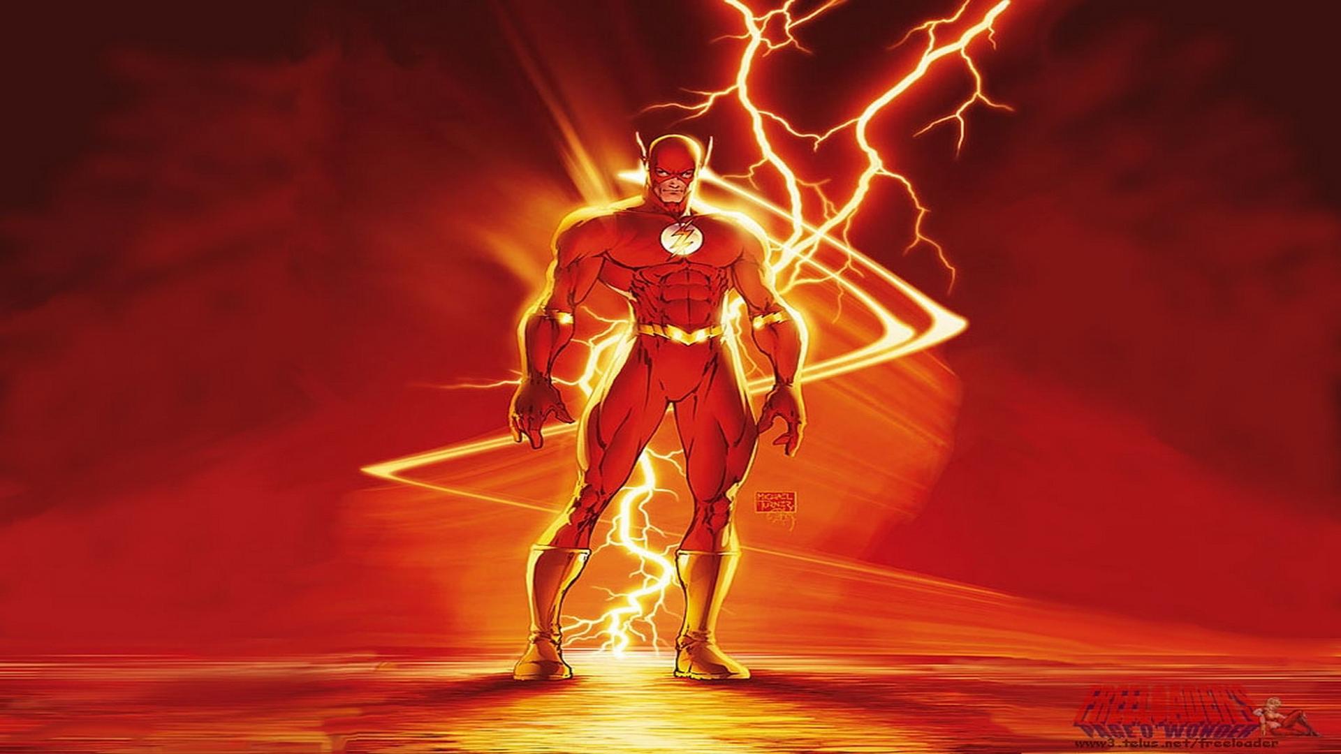 Flash Dc Comics 3975259 1024 768 Wallpaper HD Desktop Wallpapers HQ 1920x1080