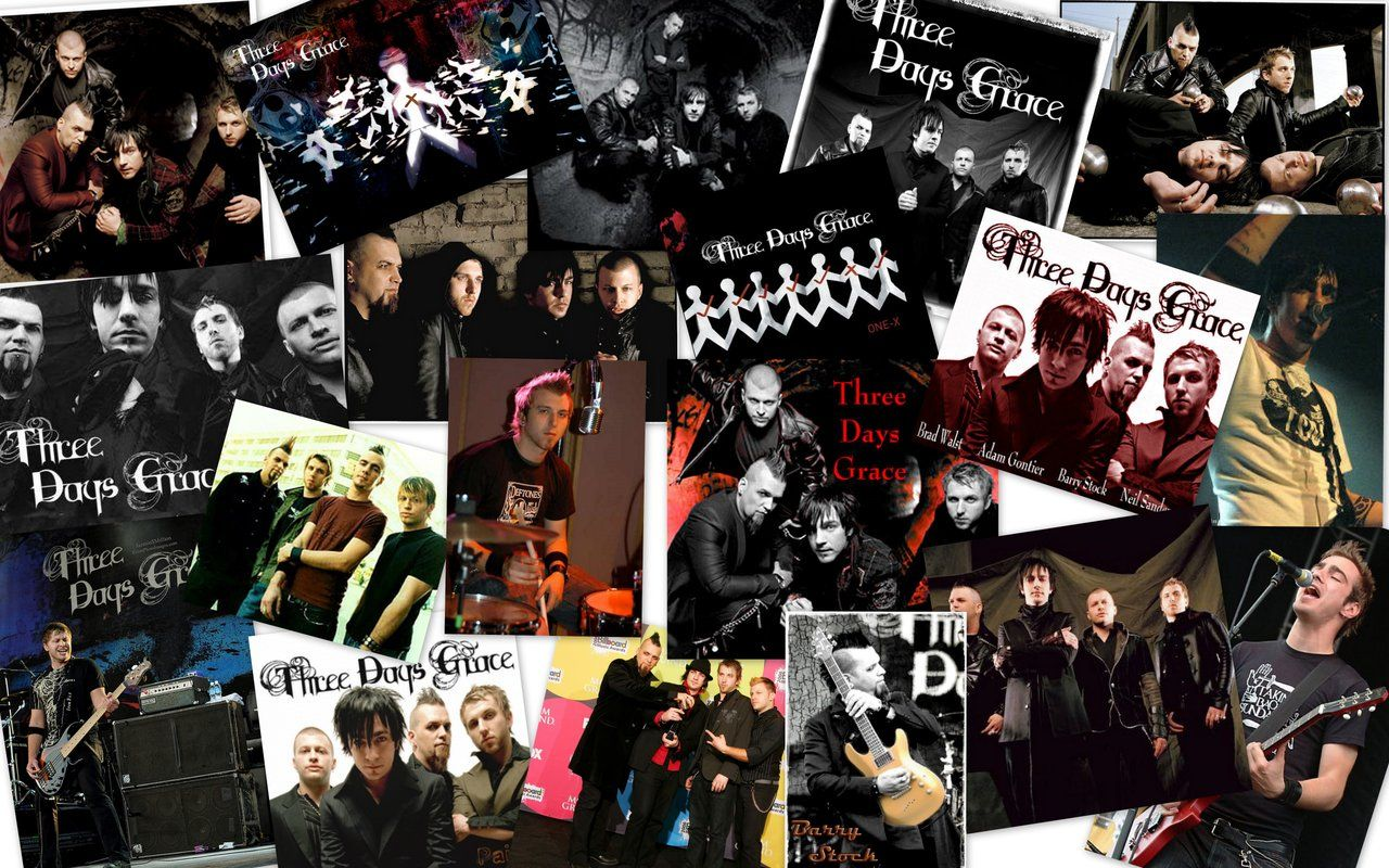 Three Days Grace Wallpaper by XbluetoasterofdeathXjpg Three 1280x800