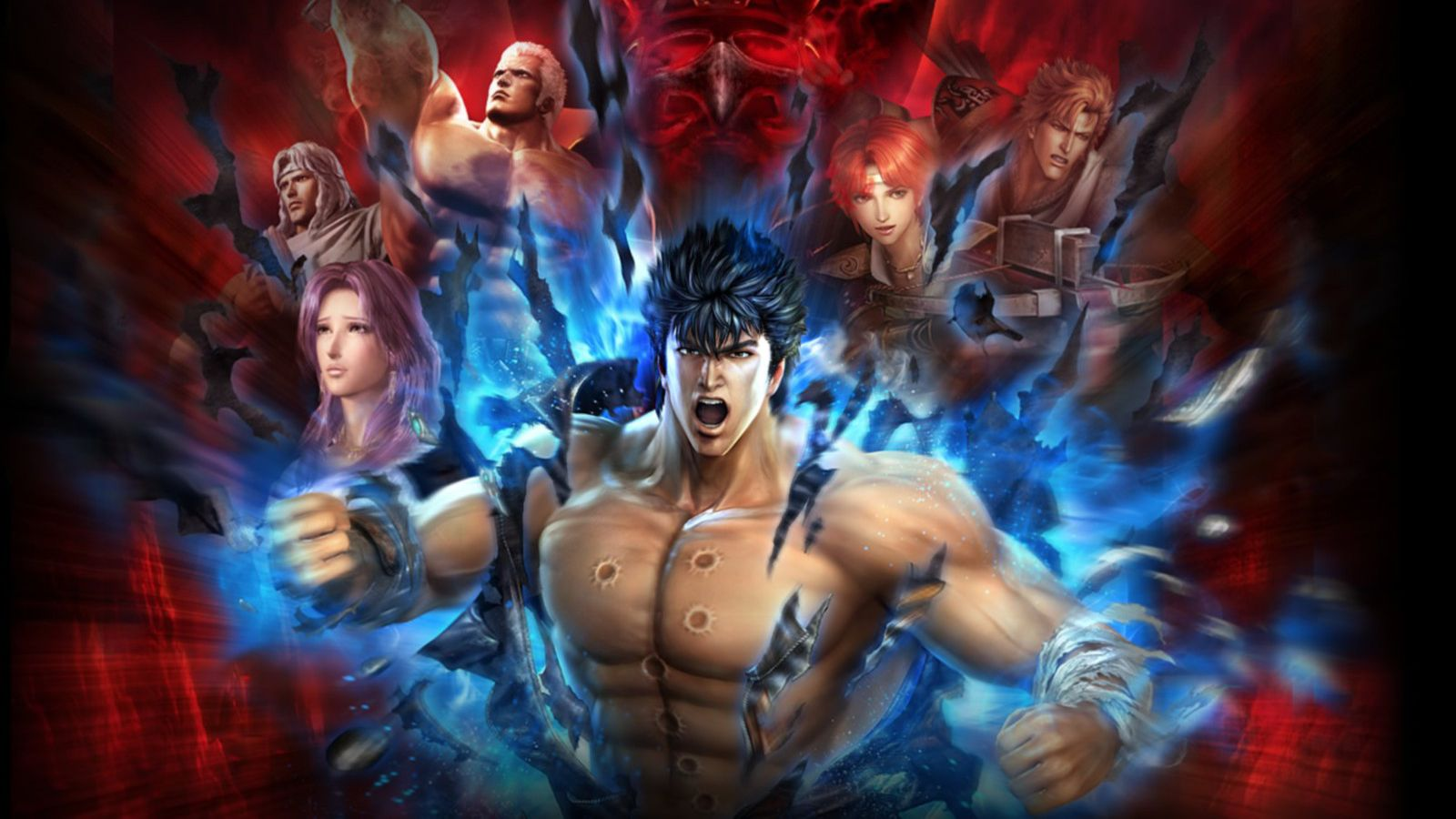 Free Download Fist Of The North Star Kens Rage 2 Review Same Old