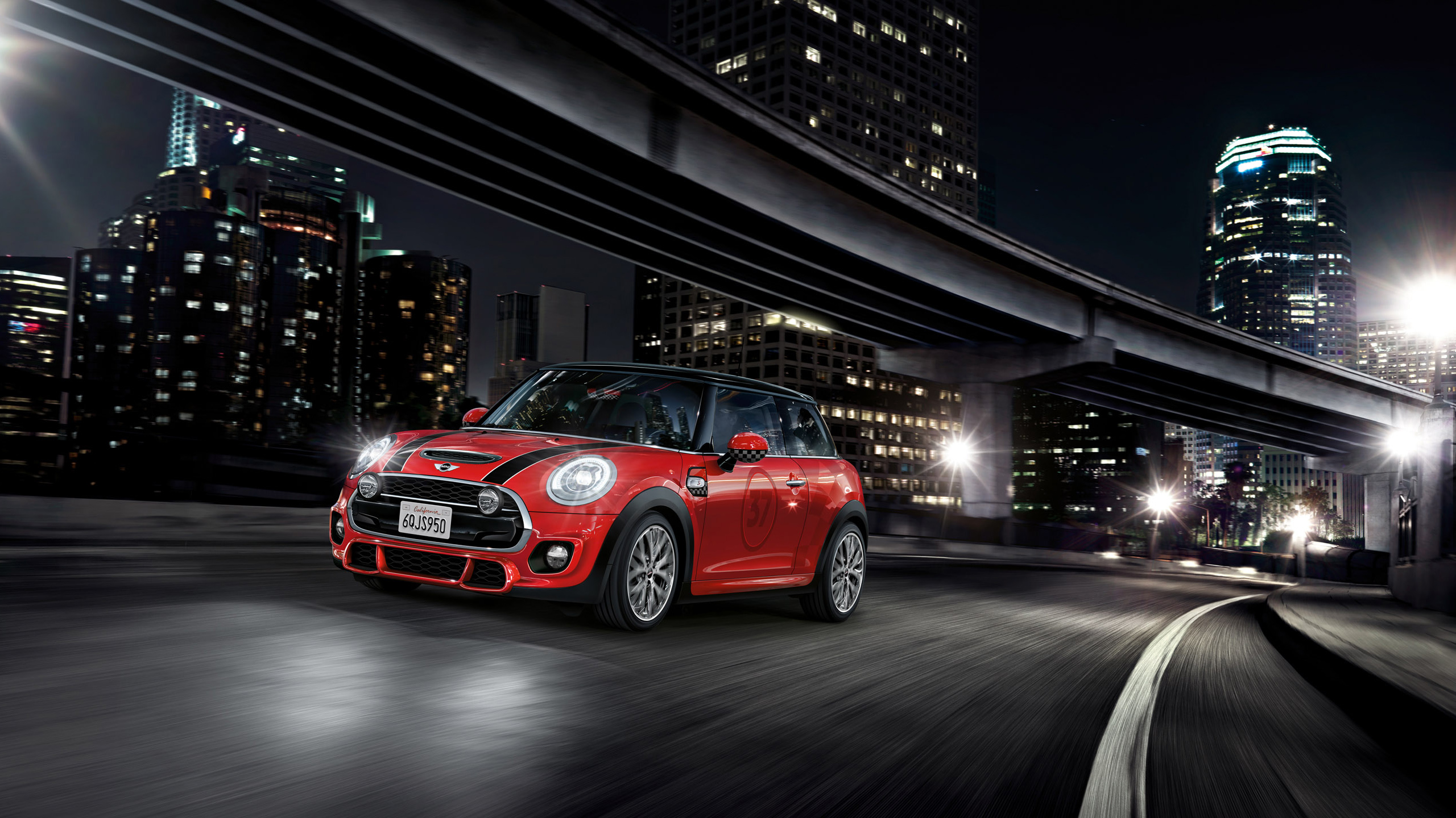 2014 Mini Cooper S F56 Wallpaper HD Car Wallpapers 2560x1440