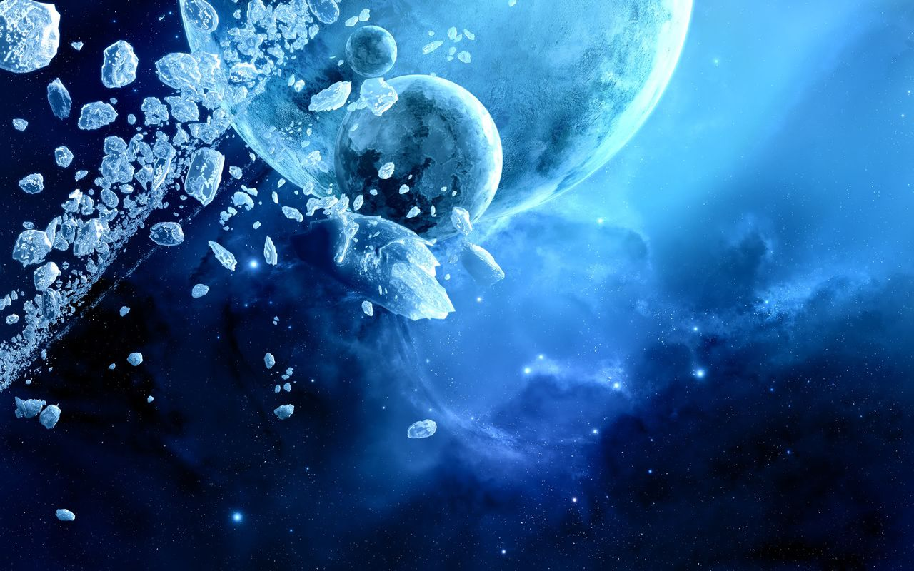 Space Background image for android tablet pc Samsung Galaxy Tab 101 1280x800