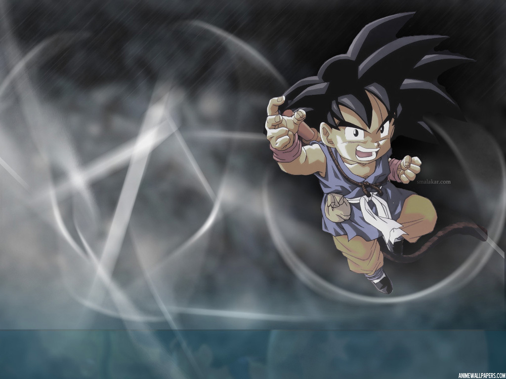 Son goku   Dragonball GT Wallpaper 1364989 1024x768